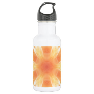 Kaleidoscope Patterns Image Stainless Steel Water Bottle