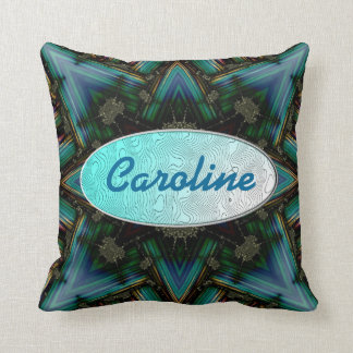 Kaleidoscope Personal Customised Pillow