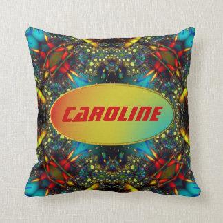 Kaleidoscope Personal Customised Pillow
