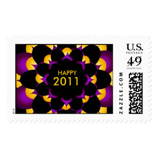 Kaleidoscope Postage Stamps
