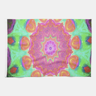 Kaleidoscope product designs by Carole Tomlinson Towel