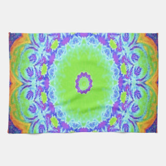 Kaleidoscope product designs by Carole Tomlinson Kitchen Towels
