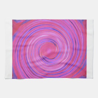 Kaleidoscope product designs by Carole Tomlinson Hand Towels