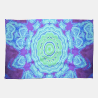 Kaleidoscope product designs by Carole Tomlinson Towels