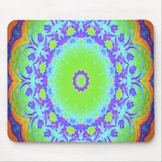 Kaleidoscope product designs by Carole Tomlinson Mouse Pads