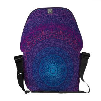 Kaleidoscope Rickshaw Messenger Bag