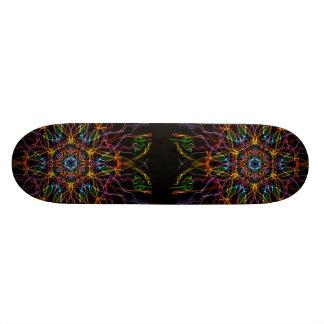 Kaleidoscope Skate Board Deck