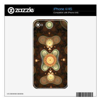 Kaleidoscope Decals For The iPhone 4S