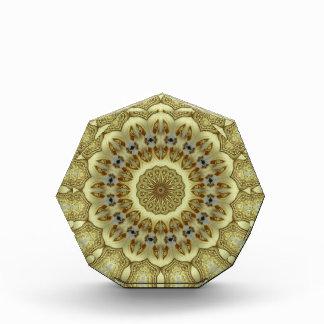 Kaleidoscope Solar Disc Acrylic Award