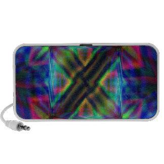 Kaleidoscope iPod Speaker