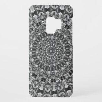 Kaleidoscope Star Grey Case-Mate Samsung Galaxy S9 Case