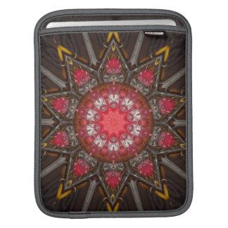 Kaleidoscope Star iPad Sleeve