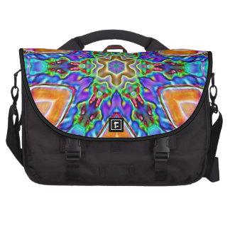Kaleidoscope Star - Rickshaw Commuter Laptop Bag