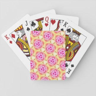 Kaleidoscope toranpubuke playing cards