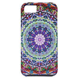 Kaleidoscope Tough Case For IPhone 5 iPhone 5 Case