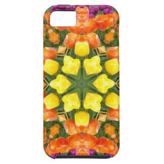 Kaleidoscope Tulips iPhone SE/5/5s Case
