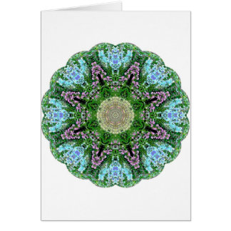 Kaleidoscope Views Card