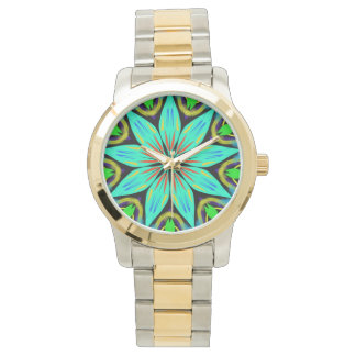 Kaleidoscope Wrist Watch
