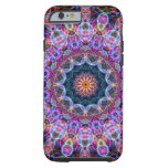 Kaleidoscopecase púrpura de Lotus
