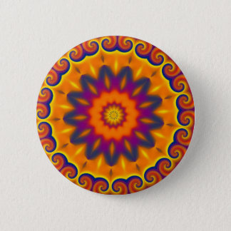 Kaleidoscopic Button