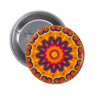 Kaleidoscopic Button