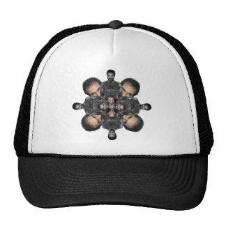 Kaleidoscopic Dancing Dror Trucker Hat
