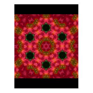 Kaleidoscopic Daylily- 'Betty Ford' Postcards
