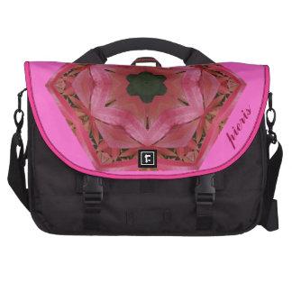 Kaleidoscopic Design - Pieris Computer Bag
