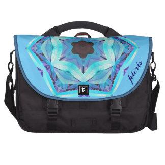 Kaleidoscopic Design - Pieris Laptop Commuter Bag
