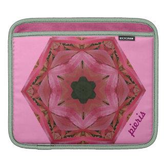Kaleidoscopic Design - Pieris Sleeves For iPads