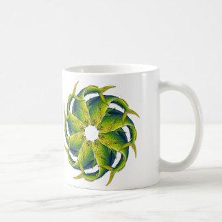 Kaleidoscopic Dolphinfish Coffee Mug