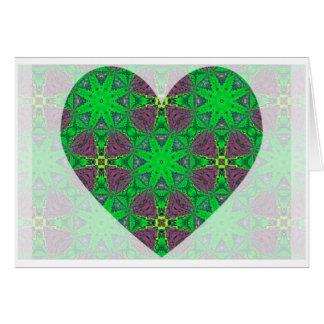 Kaleidoscopic Heart - Card.3 Card