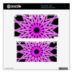 kaleidoscopic Nintendo 3ds console skin Decals For 3DS