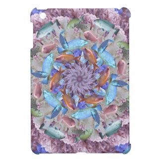 Kaleidoscopic Seascape iPad Mini Cover