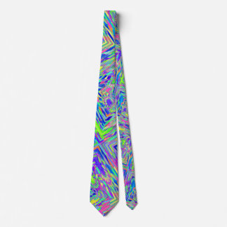 Kaleidoscopic Tunnel Neck Tie