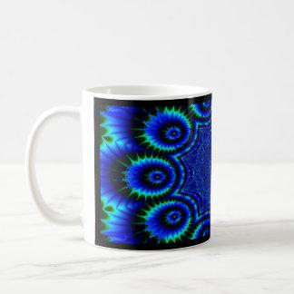 Kaleidospike Classic White Coffee Mug
