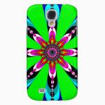 Kaleidozone - Fractal Samsung Galaxy S4 Case