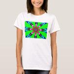 Kaleidozone - Fractal T-Shirt