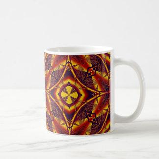 Kaleifractal Design No 9 Mug