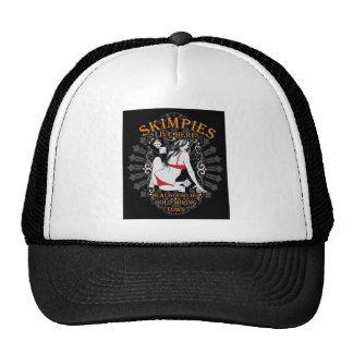 Kalgoorlie Gold Mining town-skimpy design Trucker Hat