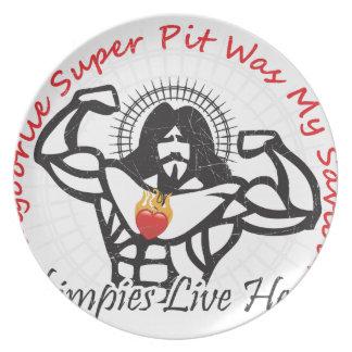 KALGOORLIE JESUS AND SUPER PIT PLATES