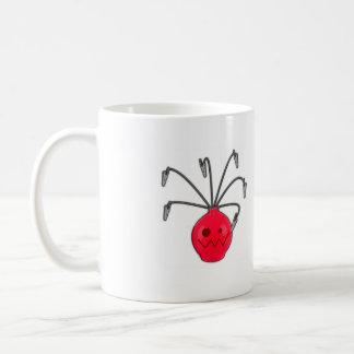 kalgoorlie skimpy girl plop's' basic white mug