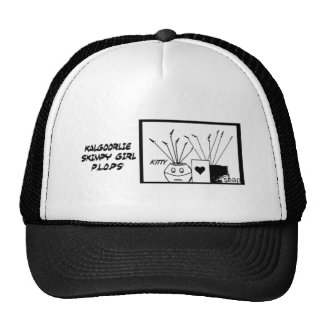 kalgoorlie skimpy girl plop's' trucker hat