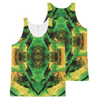 Kali 002 All-Over print tank top