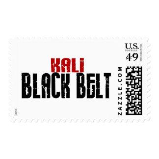 Kali Black Belt Stamps