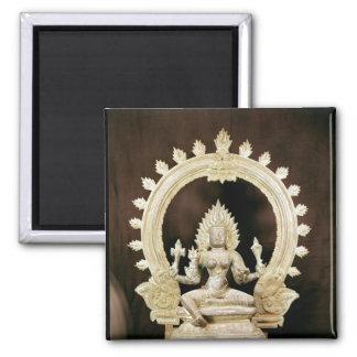 Kali, de Vijayanagar Imán Cuadrado