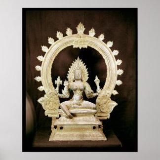 Kali, de Vijayanagar Póster