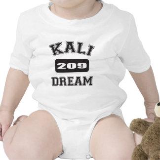 KALI DREAM BLACK 209 png Baby Bodysuits