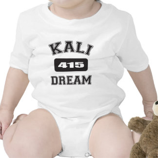 KALI DREAM BLACK 415 png Baby Bodysuit