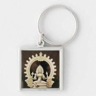 Kali, from Vijayanagar Keychain